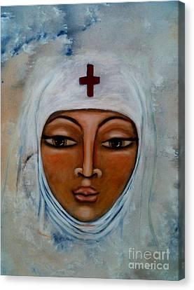 Remember Canvas Print by Maya Telford