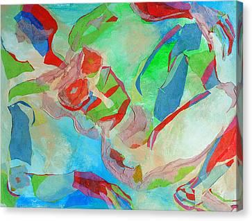 Repose Canvas Print by Diane Fine