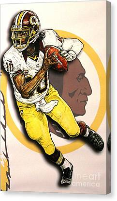 RG3 Canvas Print by Anthony Young