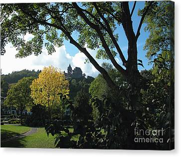 Rhineland Canvas Print by TPD Art