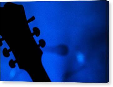 Rhythm And Blues  Canvas Print by KBPic