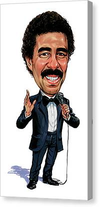 Richard Pryor Canvas Print by Art