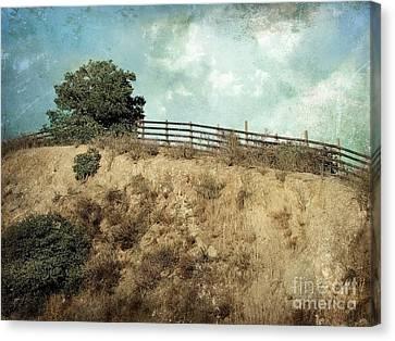 Rising Above Canvas Print by Ellen Cotton