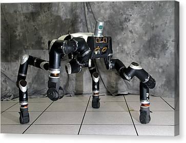 Robosimian Robot Canvas Print by Jpl-caltech