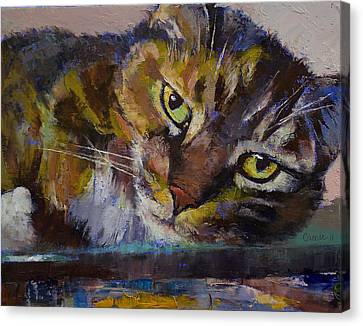 Rockefeller Canvas Print by Michael Creese
