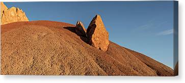 Rocks On Bentonite Clay, Rattlesnake Canvas Print by Panoramic Images
