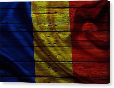 Romania Canvas Print by Joe Hamilton