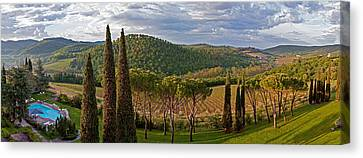 Room With A View Canvas Print by Adrian Alford
