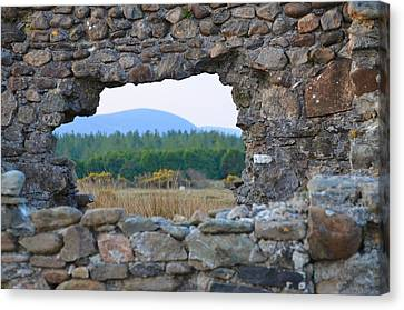 Room With A View Canvas Print by Bill Cannon