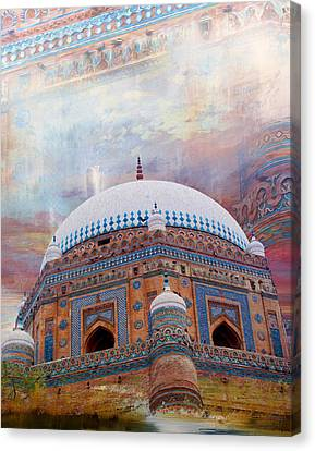 Rukh E Alam Canvas Print by Catf