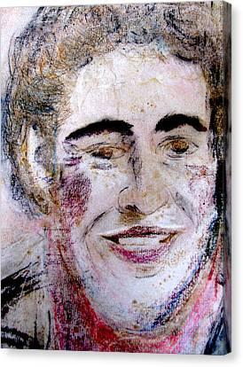 Ruthie's Bruce Canvas Print by Melinda Saminski