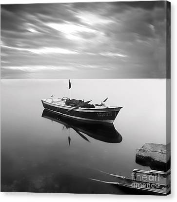 Sail To Eternity Canvas Print by Talip Kaya