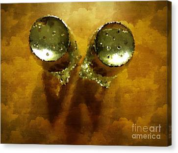 Salt And Pepper Canvas Print by Mary Machare