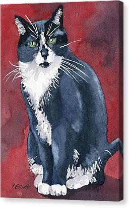 Sami Canvas Print by Marsha Elliott