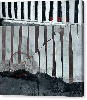San Andreas Fault Canvas Print by Carol Leigh