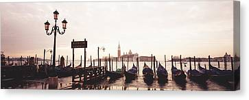 San Giorgio Venice Italy Canvas Print by Panoramic Images
