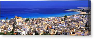 San Vito Lo Capo, Sicily, Italy Canvas Print by Panoramic Images