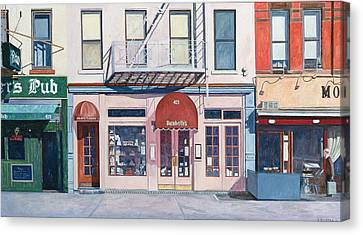 Sarabeths Canvas Print by Anthony Butera