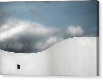 Schauspielhaus Canvas Print by Gilbert Claes