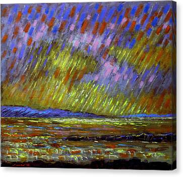 Seascape  I Canvas Print by John  Nolan