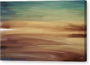 Seaside Canvas Print by Lourry Legarde