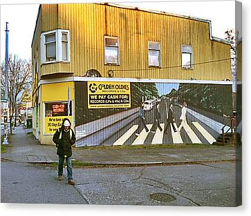 Seattle 2014. Canvas Print by Frank Winters