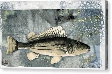 Seaworthy Canvas Print by Carol Leigh