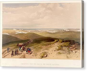 Sebastopol Canvas Print by British Library