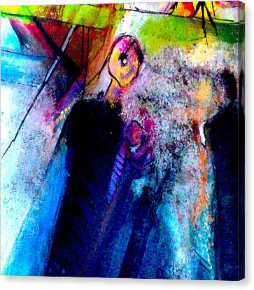See Them Canvas Print by Mirko Gallery