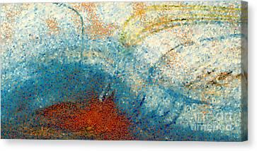 Seek First- Great Big Art Canvas Print by Great Big Art