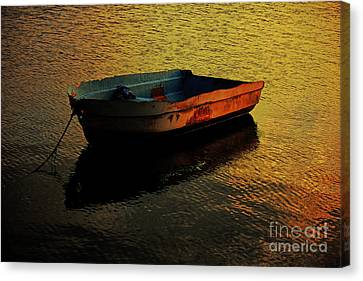 Seen Her Best Days Canvas Print by Olahs Photography