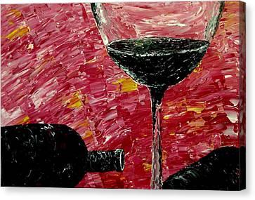 Sensual Illusions  Canvas Print by Mark Moore