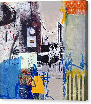 Sequel Canvas Print by Elena Nosyreva