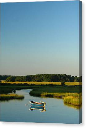 Serene Cape Cod Canvas Print by Juergen Roth