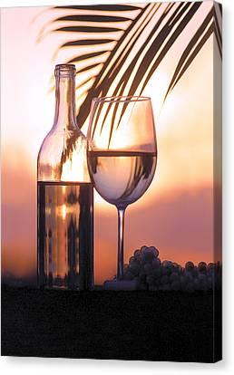 Serenity Canvas Print by Jon Neidert