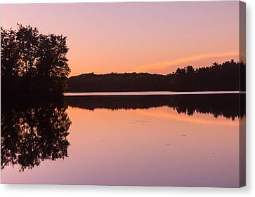 Serenity Canvas Print by Torkomian Photography