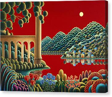 Seventh Sojourn Canvas Print by Andy Russell