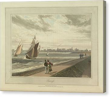 Sheerness Canvas Print by British Library