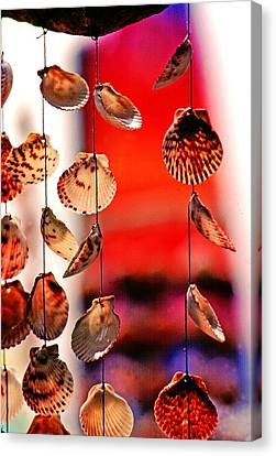 Shell Mobile Canvas Print by Mike Flynn