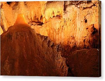 Shenandoah Caverns - 121259 Canvas Print by DC Photographer