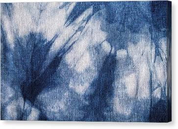 Shibori 16 Canvas Print by Aimee Stewart