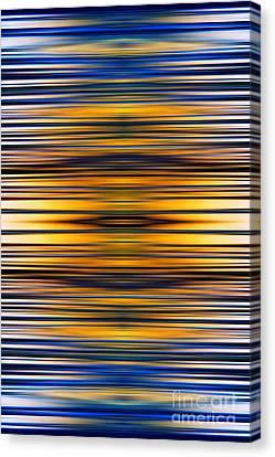 Shine Canvas Print by Tim Gainey