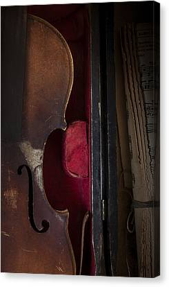Silent Sonata Canvas Print by Amy Weiss