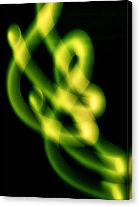 Simplicity Of Sound  Canvas Print by Tom Druin