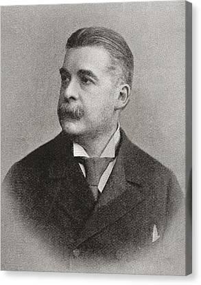 Sir Arthur Seymour Sullivan Canvas Print by Bridgeman Images