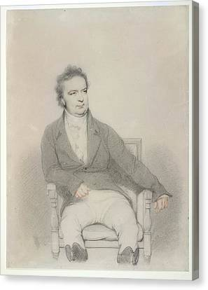 Sir Charles Theophilus Metcalfe Canvas Print by British Library