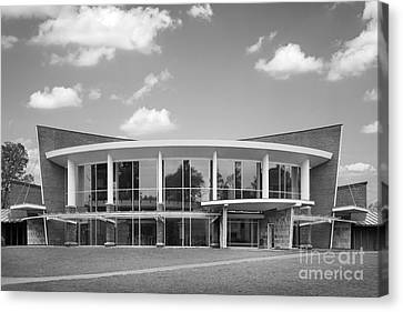 Skidmore College Murray- Aikins Dining Hall Canvas Print by University Icons