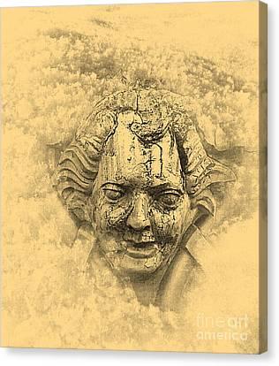 Smile Angel Canvas Print by Yury Bashkin