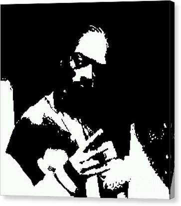 Snoop Dog II Canvas Print by James Eye