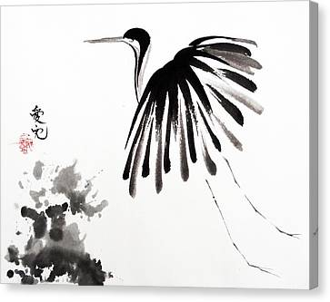 Soaring High Canvas Print by Oiyee  At Oystudio